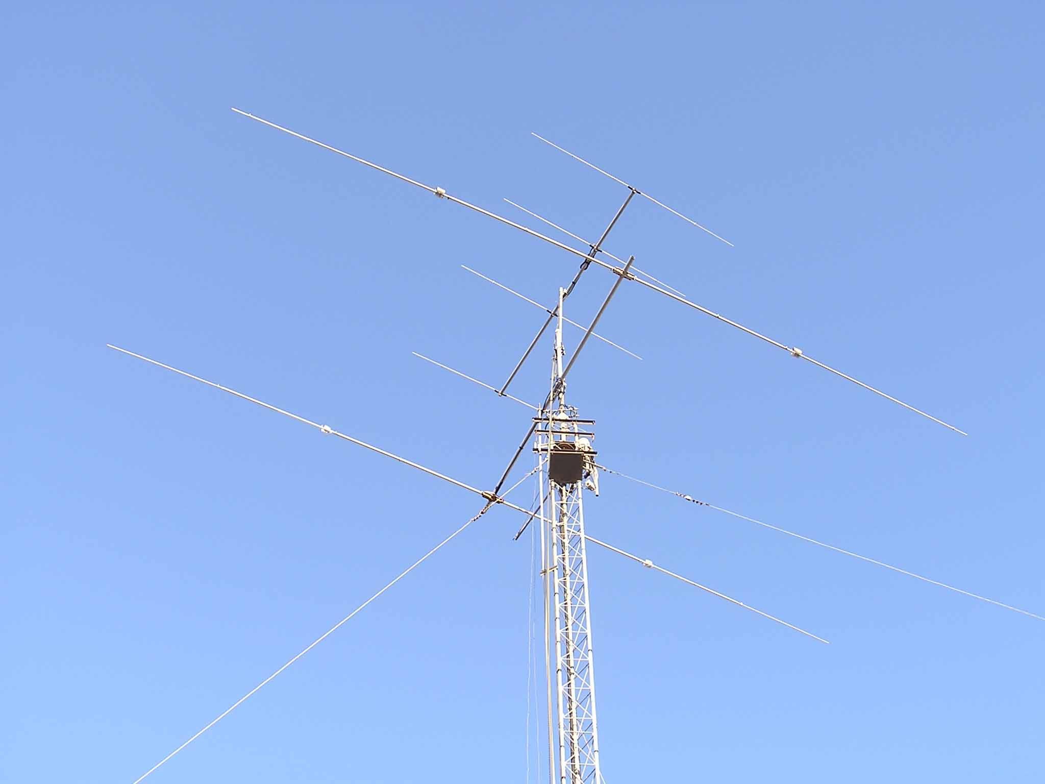 30 meter beam